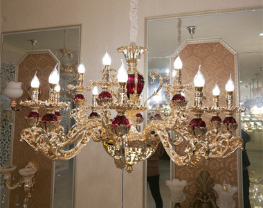 Chandelier Lighting CC-CL3912-15