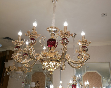 Chandelier Lighting CC-CL3912-8