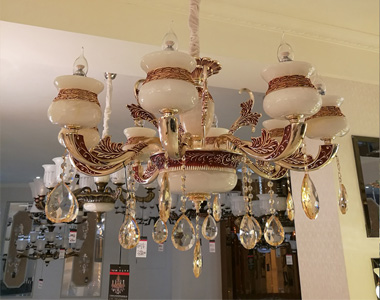Chandelier Lighting CC-CL5682-6
