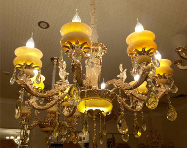 Chandelier Lighting CC-CL5680-8