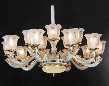 Chandelier Lighting CC-CL3902-15