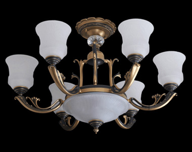 Chandelier Lighting CC-CL3901-6